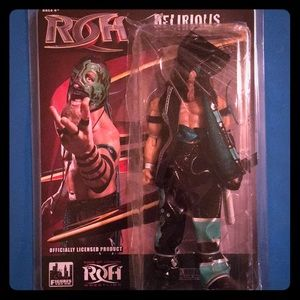 NIB Ring of Honor Delirious Action Figure